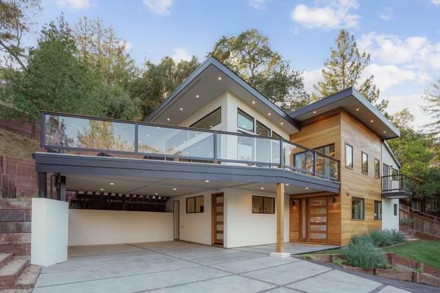 124 Foxwood Road, Portola Valley, CA 94028 (#ML81814756) :: Armario Venema Homes Real Estate Team