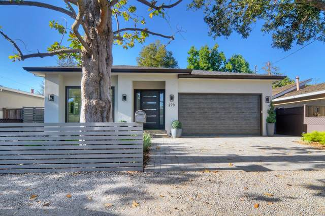 278 Beresford Avenue, Redwood City, CA 94061 (#ML81817464) :: The Lucas Group