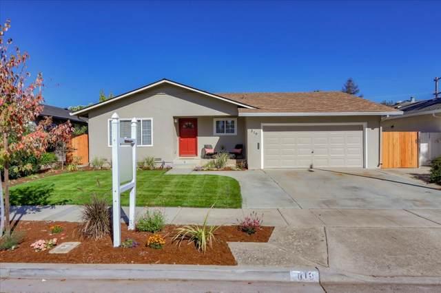 819 Fife Way, Sunnyvale, CA 94087 (#ML81817465) :: The Lucas Group