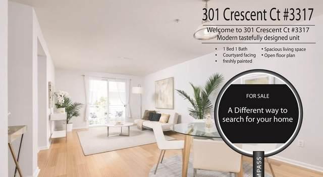 301 Crescent Court #3317, San Francisco, CA 94134 (#ML81817537) :: The Grubb Company