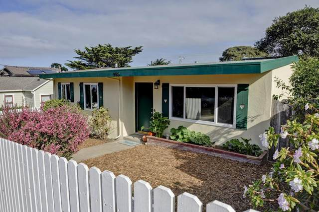 239 Cypress Avenue, Pacific Grove, CA 93950 (#ML81817552) :: Armario Venema Homes Real Estate Team