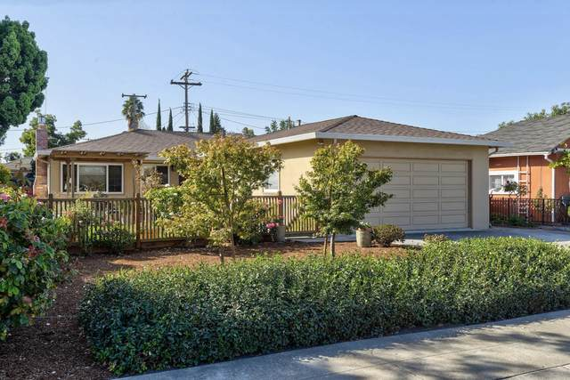 272 Del Norte Avenue, Sunnyvale, CA 94085 (#ML81817580) :: Armario Venema Homes Real Estate Team