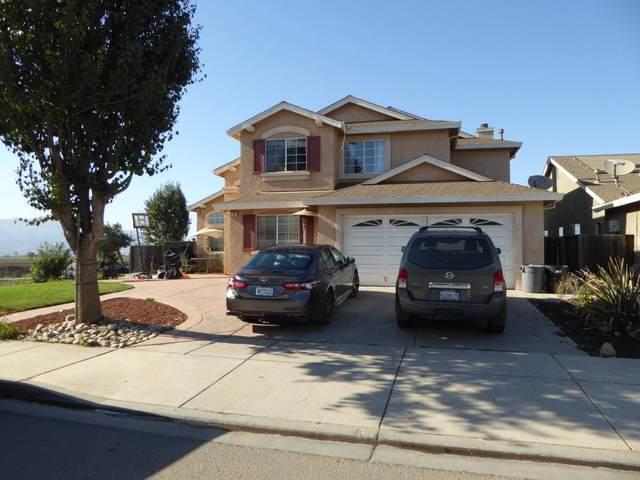 1701 Chianti Way, GONZALES, CA 93926 (#ML81817673) :: Armario Venema Homes Real Estate Team