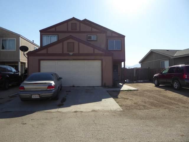 1724 Sausalito Place, Soledad, CA 93960 (#ML81817675) :: Armario Venema Homes Real Estate Team