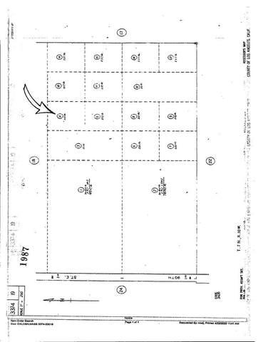 0 Vac/Vic Avenue H4/93 Ste, Lancaster, CA 93535 (#ML81817691) :: Excel Fine Homes