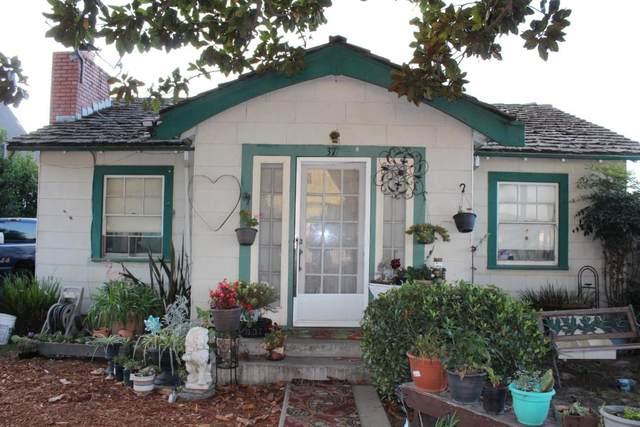 37 Railroad Avenue, SPRECKELS, CA 93962 (#ML81817712) :: Armario Venema Homes Real Estate Team