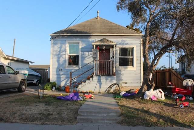96 Railroad Avenue, SPRECKELS, CA 93962 (#ML81817713) :: Armario Venema Homes Real Estate Team
