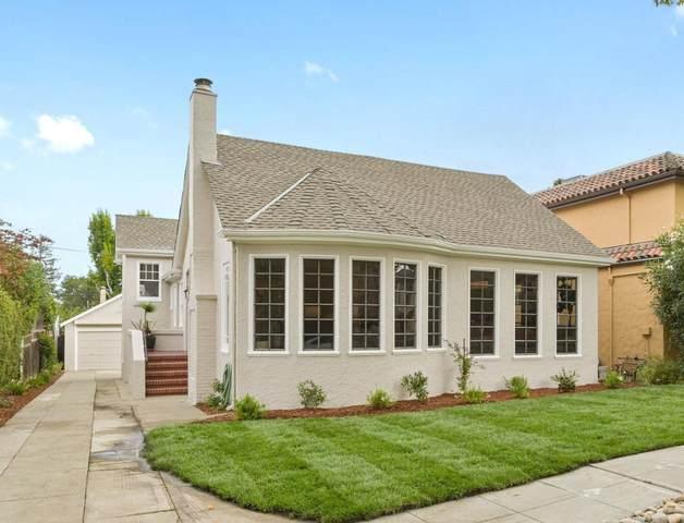 1420 Columbus Avenue, Burlingame, CA 94010 (#ML81817834) :: The Grubb Company