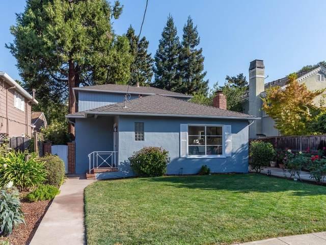 1376 Johnson Street, Menlo Park, CA 94025 (#ML81817855) :: The Grubb Company