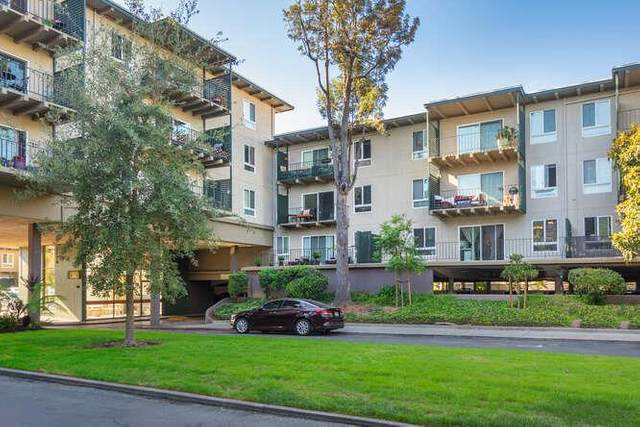818 N Delaware Street #304, San Mateo, CA 94401 (#ML81817867) :: The Grubb Company