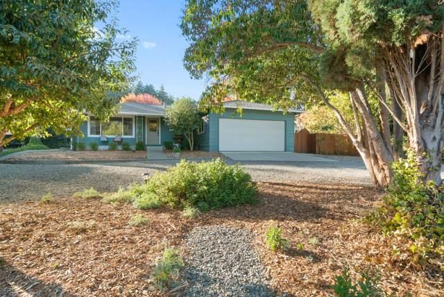 5783 Valley Drive, Felton, CA 95018 (#ML81817872) :: The Grubb Company