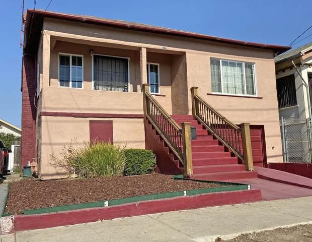 1024 57th Street, Oakland, CA 94608 (#ML81817884) :: The Grubb Company