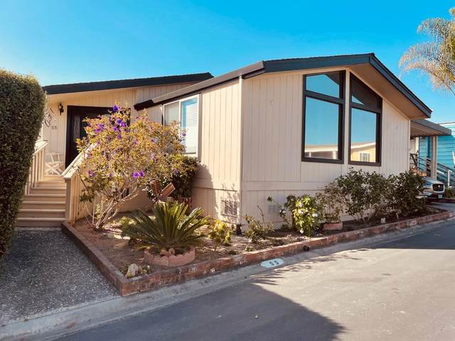 2435 Felt Street #55, Santa Cruz, CA 95062 (MLS #ML81817996) :: 3 Step Realty Group
