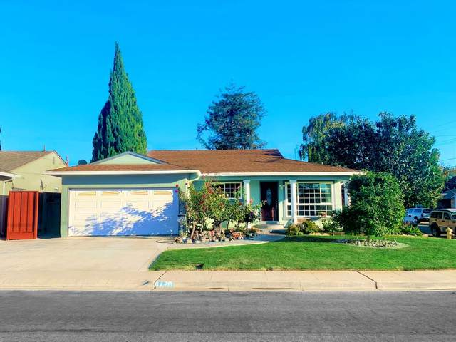 4770 Balboa Way, Fremont, CA 94536 (MLS #ML81818043) :: 3 Step Realty Group