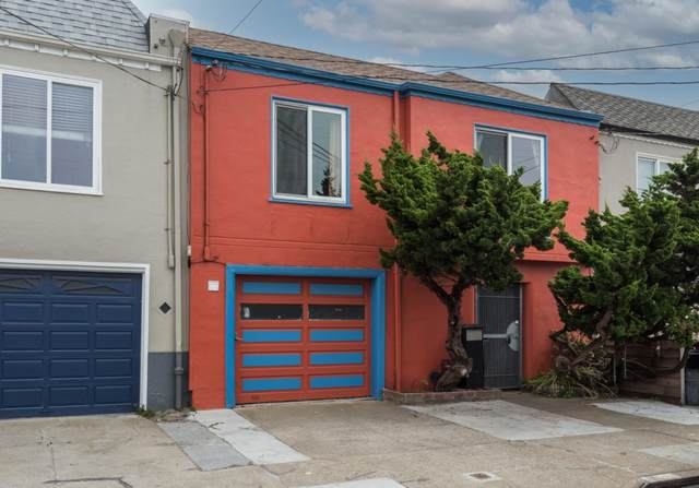 1738 48th Avenue, San Francisco, CA 94122 (#ML81818356) :: Blue Line Property Group