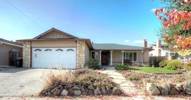 4143 Rondeau Drive, San Jose, CA 95124 (#ML81821582) :: The Venema Homes Team