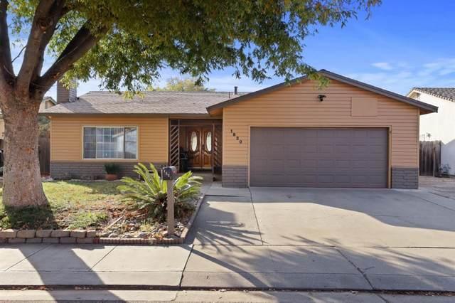 1820 Wilbur Drive, Modesto, CA 95350 (#ML81821610) :: Paradigm Investments