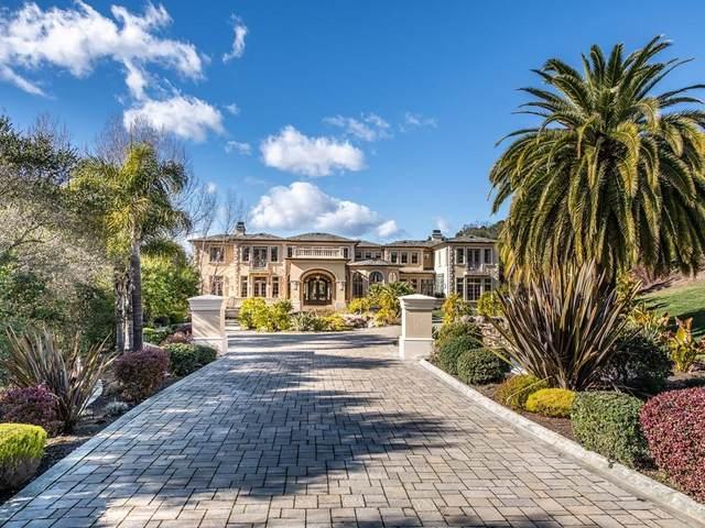 27861 Natoma Road, Los Altos Hills, CA 94022 (#ML81813653) :: Paradigm Investments