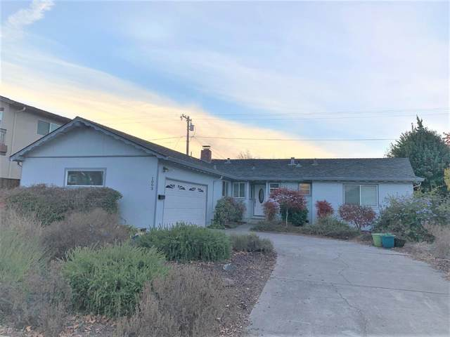 1093 Alderbrook Lane, San Jose, CA 95129 (#ML81821732) :: Paradigm Investments