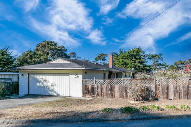 256 Crocker Avenue, Pacific Grove, CA 93950 (#ML81821443) :: Paradigm Investments