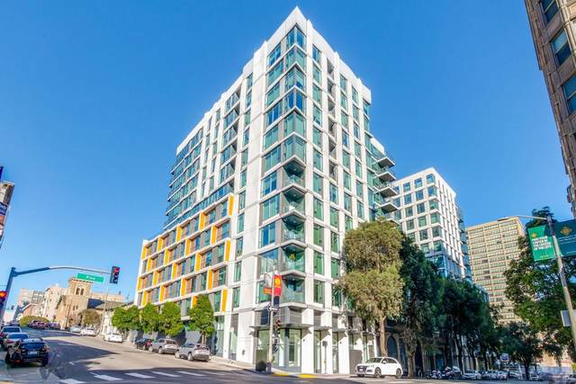 1688 Pine Street W908, San Francisco, CA 94109 (#ML81817028) :: Blue Line Property Group