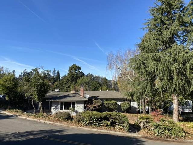 1044 Park Hills Road, Berkeley, CA 94708 (MLS #ML81821878) :: Paul Lopez Real Estate