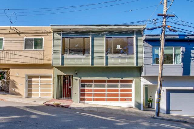 44 Bonview Street, San Francisco, CA 94110 (#ML81821948) :: Blue Line Property Group