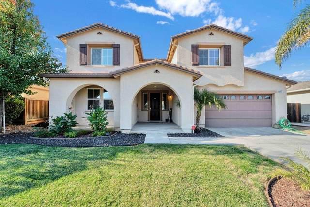 555 Linda Street, Brentwood, CA 94513 (#ML81821980) :: The Lucas Group