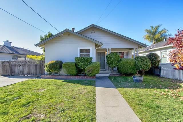 417 Frederick Street, Santa Cruz, CA 95062 (#ML81822016) :: Blue Line Property Group