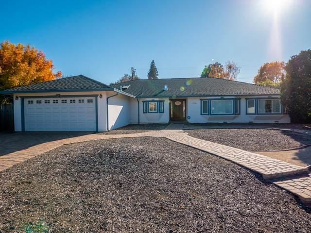 1728 Hawkins Drive, Los Altos, CA 94024 (#ML81822026) :: Blue Line Property Group