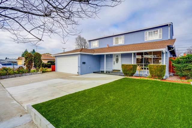 4847 Piper Street, Fremont, CA 94538 (#ML81825780) :: The Grubb Company