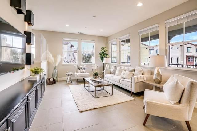 556 Holthouse Terrace, Sunnyvale, CA 94087 (#ML81825829) :: The Grubb Company