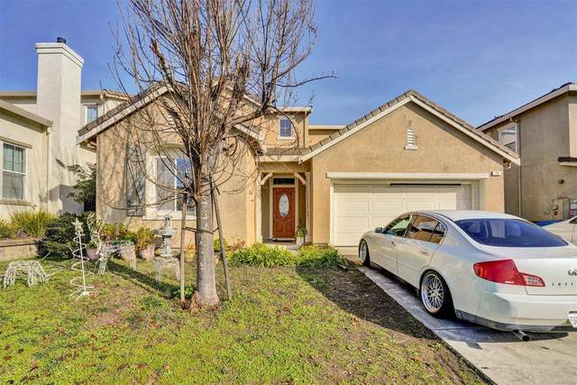 14 Oakstone Way, American Canyon, CA 94503 (MLS #ML81826122) :: 3 Step Realty Group