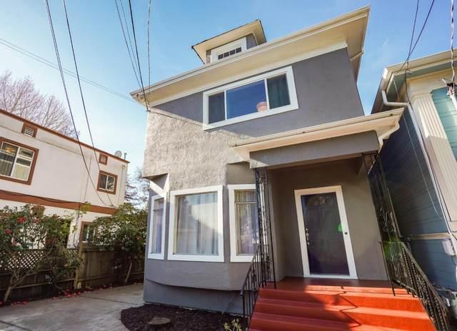 3042 Tremont Street, Berkeley, CA 94703 (#ML81826244) :: The Grubb Company