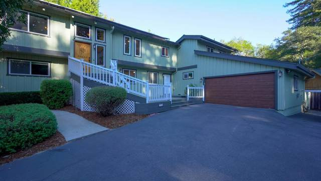 780 Elsie Mae Dr., Boulder Creek, CA 95006 (#ML81826318) :: Excel Fine Homes