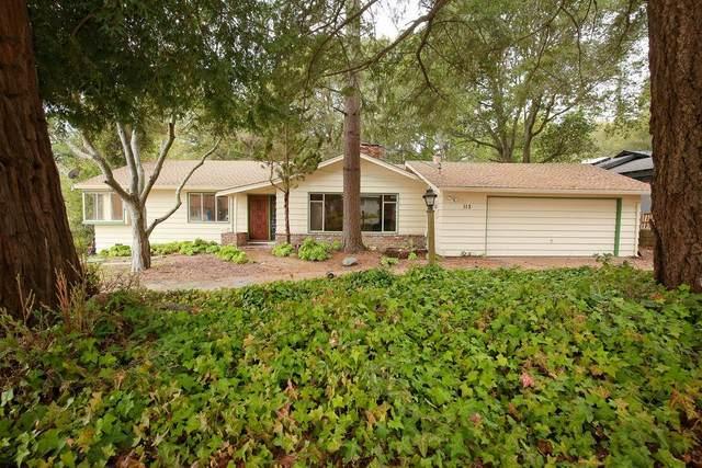 113 La Canada Way, Santa Cruz, CA 95065 (#ML81826438) :: Excel Fine Homes
