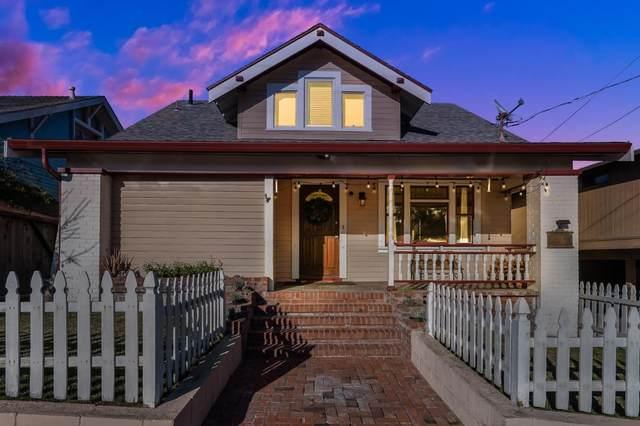 882 W Franklin Street, Monterey, CA 93940 (#ML81826476) :: The Venema Homes Team