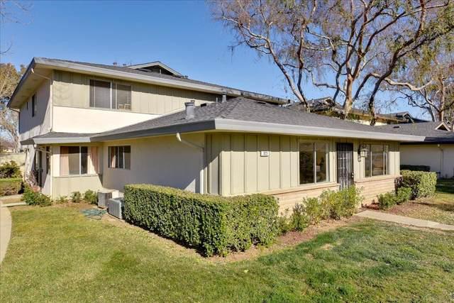323 E Latimer Avenue #1, Campbell, CA 95008 (#ML81826488) :: Excel Fine Homes