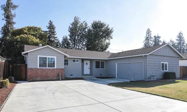 830 S Daniel Way, San Jose, CA 95128 (#ML81826490) :: Excel Fine Homes
