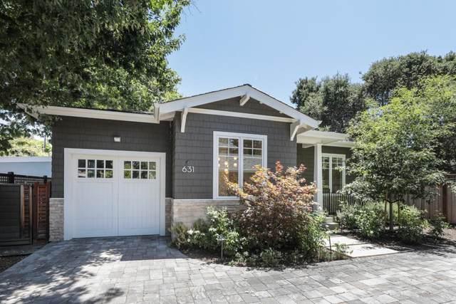 631 Harvard Avenue, Menlo Park, CA 94025 (#ML81826524) :: Excel Fine Homes