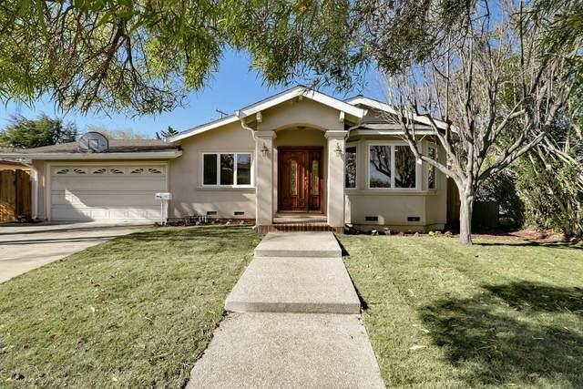 1141 Little John Way, San Jose, CA 95129 (#ML81826545) :: Excel Fine Homes