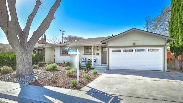 680 Nicholson Avenue, Santa Clara, CA 95051 (#ML81826555) :: Excel Fine Homes