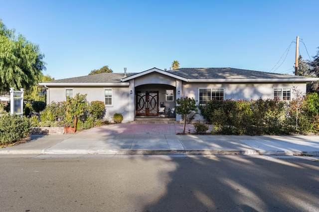 2397 Tulip Road, San Jose, CA 95128 (#ML81826625) :: The Lucas Group