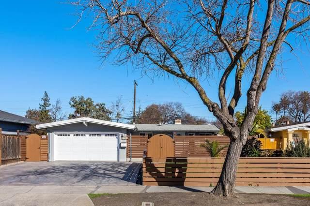 1261 Socorro Avenue, Sunnyvale, CA 94089 (#ML81825654) :: The Lucas Group