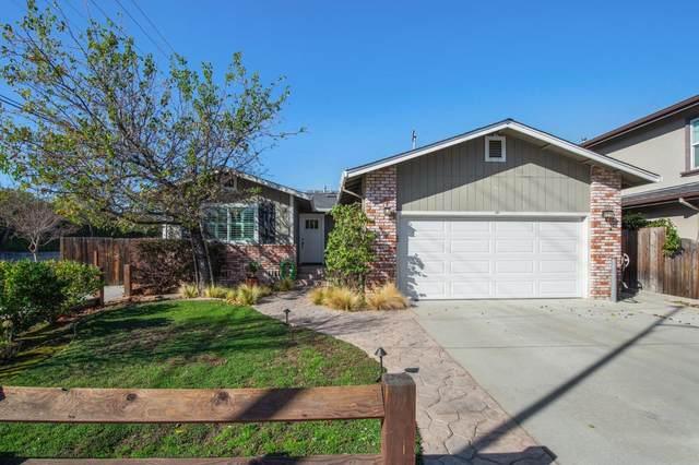 1060 Northwood Drive, San Carlos, CA 94070 (#ML81826632) :: The Lucas Group