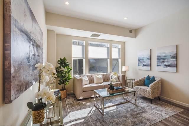 1330 Stevenson Street C102, San Francisco, CA 94103 (#ML81826670) :: Paradigm Investments