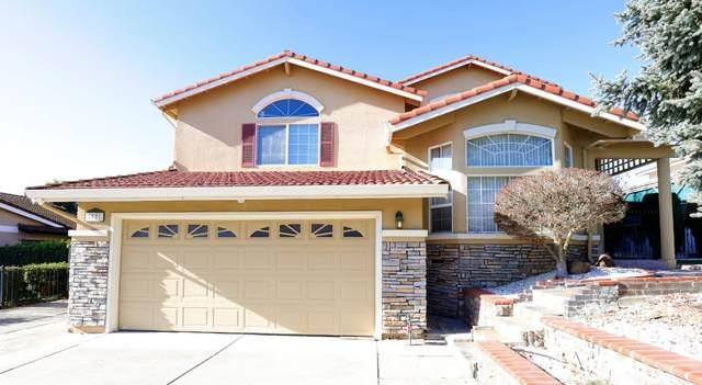 3521 Pleasant Echo Drive, San Jose, CA 95148 (#ML81826696) :: Paradigm Investments
