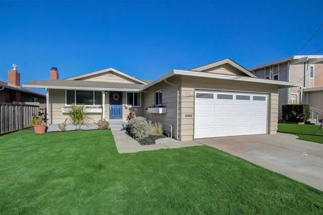 855 Standish Road, Pacifica, CA 94044 (#ML81826690) :: Paradigm Investments