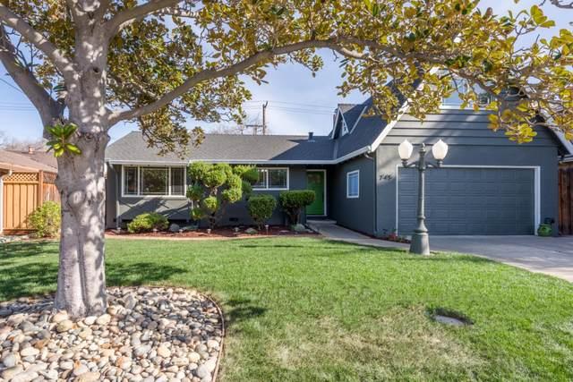 745 Fairlane Avenue, Santa Clara, CA 95051 (#ML81826206) :: Paradigm Investments