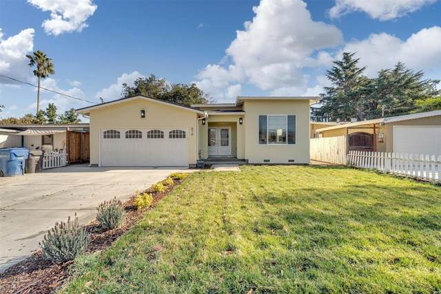 616 Weston Drive, Campbell, CA 95008 (#ML81826725) :: Realty World Property Network